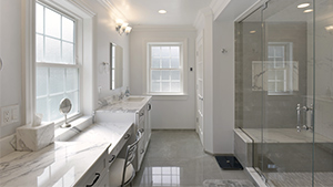 neutral palette bathroom remodeling consultants