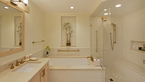 exposed shower plumbing bathroom remodeling consultants