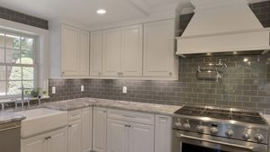 porcelain tile kitchen backsplash Remodeling Consultants