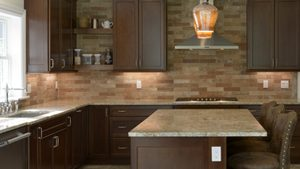 stone kitchen backsplash Remodeling Consultants