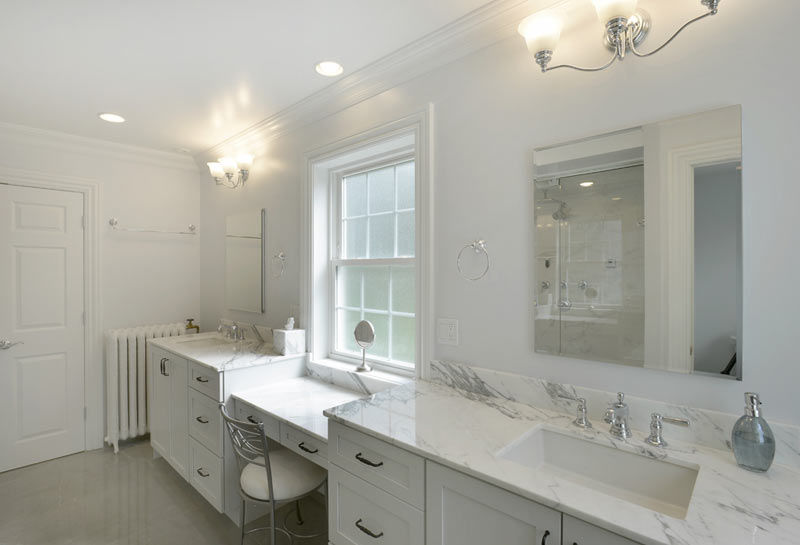 bathroom remodel ideas  westchester  fairfield county